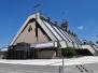 Efekty dotychczasowych remontów wokół kościoła