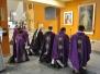 Instalacja relikwii św. Jana Pawła II i św. Faustyny oraz urodziny ks. Proboszcza