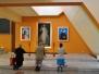 Poświęcenie obrazu św. Jana Pawła II i św. Faustyny